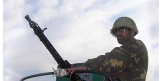 Mindestens 40 Extremisten in Pakistan getötet