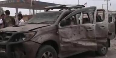 Pakistan: Zahlreiche Tote bei Anschlägen