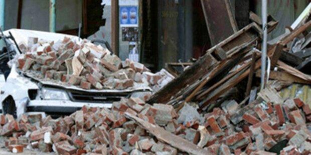 Schweres Erdbeben in Pakistan