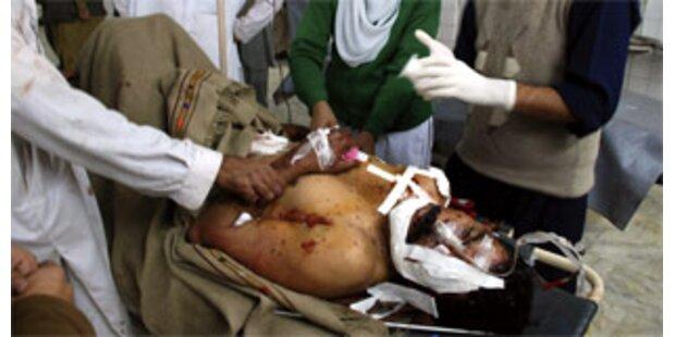 30 Tote bei Terror-Anschlag in Pakistan