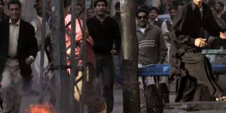 38 Tote bei Ausschreitungen in Pakistan