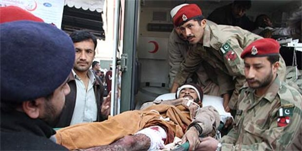 Pakistan: 17 Sicherheitskräfte getötet