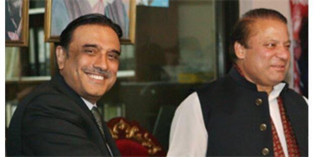 In Pakistan regiert künftig die Opposition