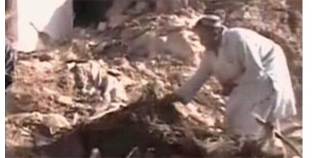 230 Tote bei Erdbeben in Pakistan