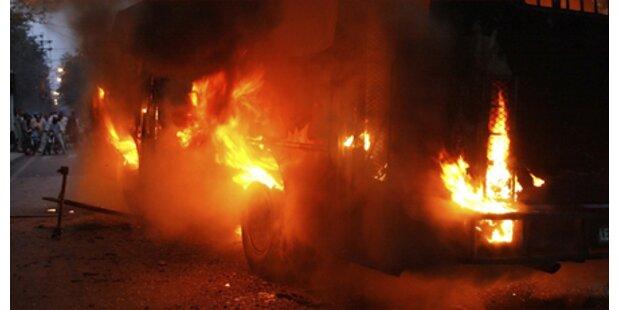 Zahlreiche Tote bei Attentat in Pakistan
