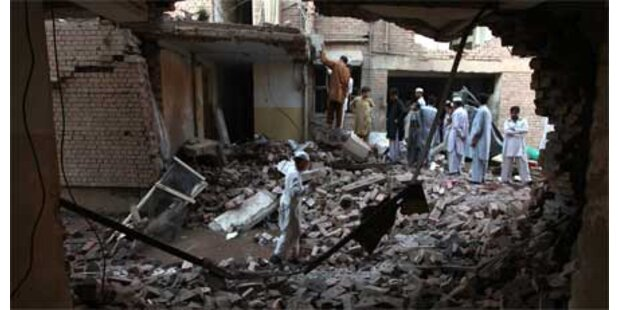 Anschlagserie in Pakistan geht weiter