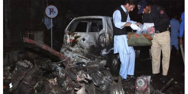 30 Tote bei Anschlag in Pakistan