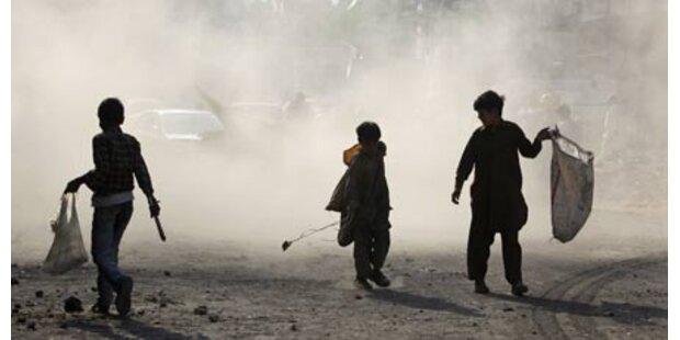 Ex-Minister bei Anschlag getötet