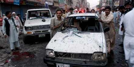 Weitere Terroranschläge in Pakistan