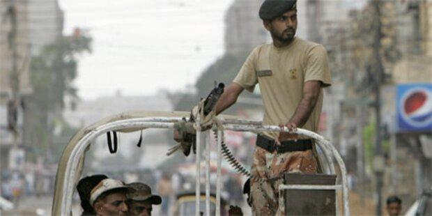 Unruhen nach Mord an Politiker Haider