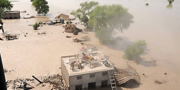 Pakistan: 20 Millionen sind obdachlos