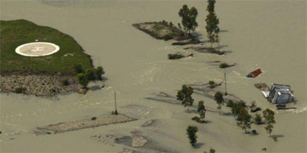 Pakistan drohen neue Überschwemmungen