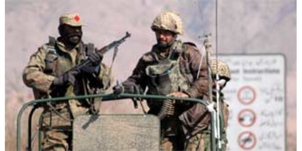 Pakistans Armee tötet 1.000 Aufständische