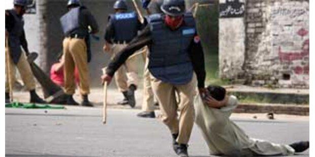 Selbstmordanschlag in Pakistan