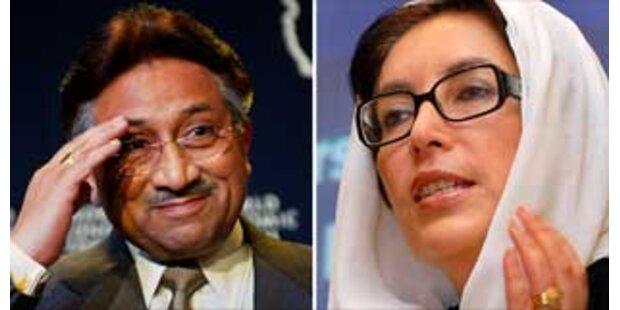 Musharraf gewinnt Präsidentenwahl