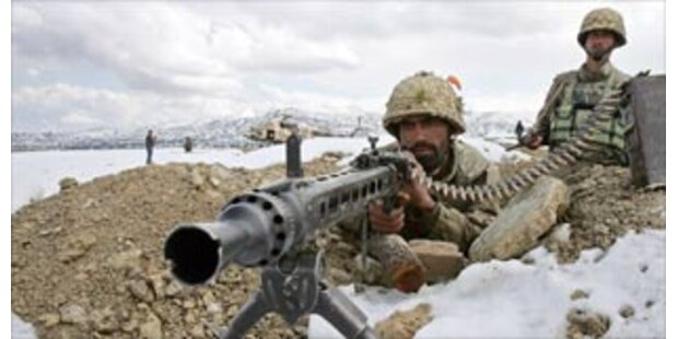 Pakistans Militär tötet irrtümlich zehn Zivilisten