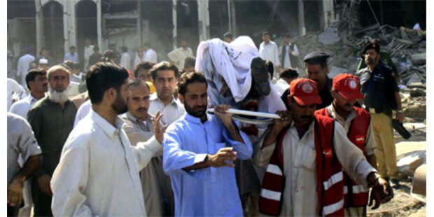 Taliban bekennen sich zu Hotel-Anschlag