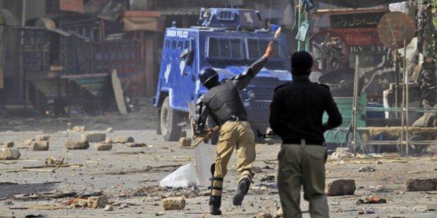 Zwei Tote bei Bombenanschlag in Pakistan