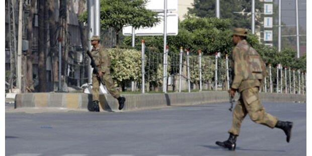 Bombe explodiert in Pakistan