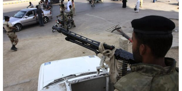 Erbitterter Kampf um Taliban-Hochburg