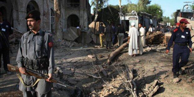 UNO schließt Büros in Pakistan