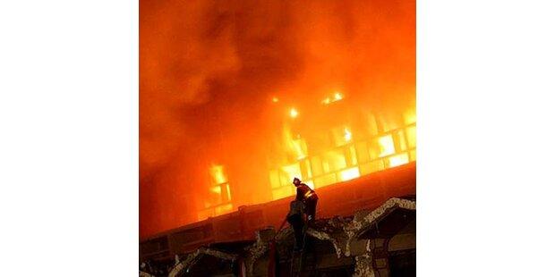 53 Tote bei Anschlag auf Luxus-Hotel in Islamabad