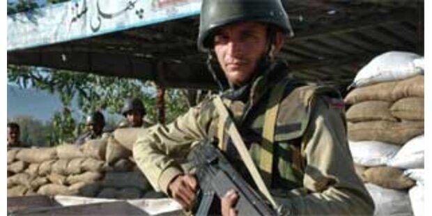 Pakistanische Armee tötet 60 Muslim-Extremisten