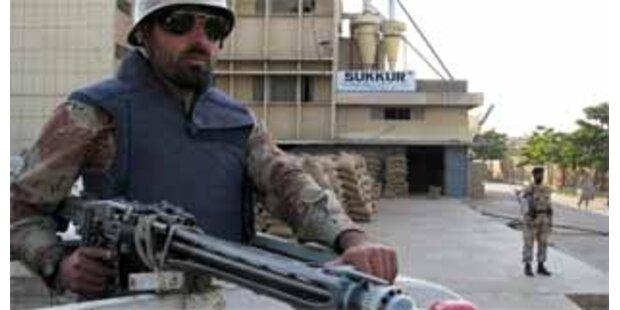 Armee darf bei Wahlen auf Störenfriede schießen