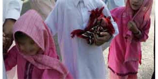 16 Kinder bei Badeausflug in Pakistan ertrunken