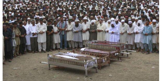Taliban greifen afghanische Stadt an