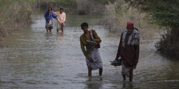 Pakistan: Gesundheitskrise unvermeidlich