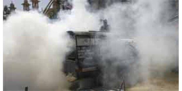 Anschlag auf pakistanische Armee - 15 Tote