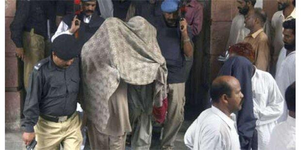 Anschlags-Serie in Pakistan verhindert