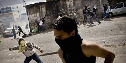 """Straßenschlachten zum """"Tag des Zorns"""""""