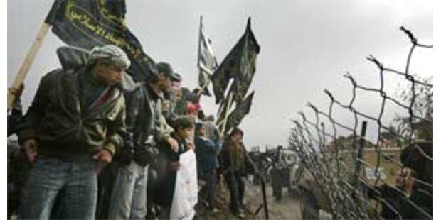 12 bewaffnete Palästinenser in Ägypten verhaftet
