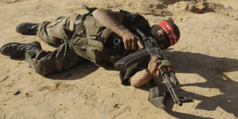 Gefecht an Gaza-Grenze - ein Toter