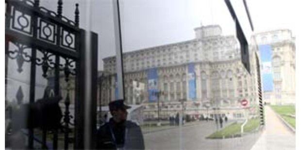 NATO-Erweiterung ist das Thema bei Bukarest-Gipfel