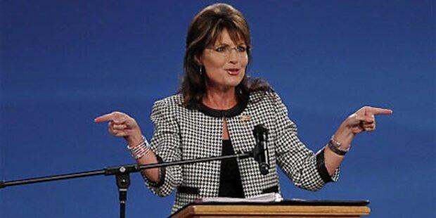 Palin nimmt sich aus Präsidenten-Rennen