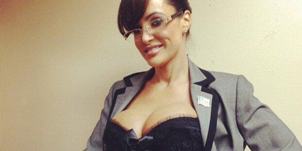 Palins Porno-Double sorgt für Aufregung