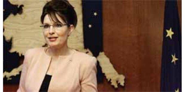 McCain ernennt Gouverneurin Palin zu Vize-Kandidatin