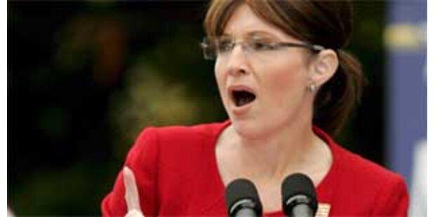 Palin wirft Obama Nähe zu Terroristen vor