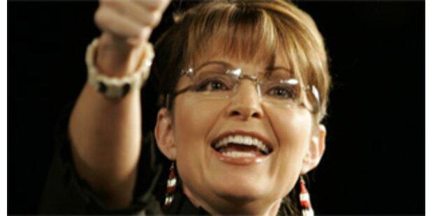 Hacker-Angriff auf Sarah Palin
