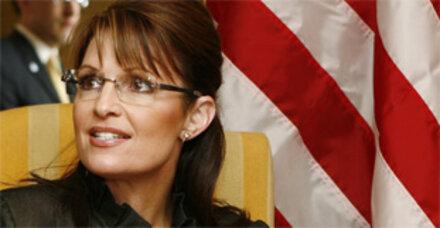 Palin nahm Geschenke für über 25.000 Dollar an
