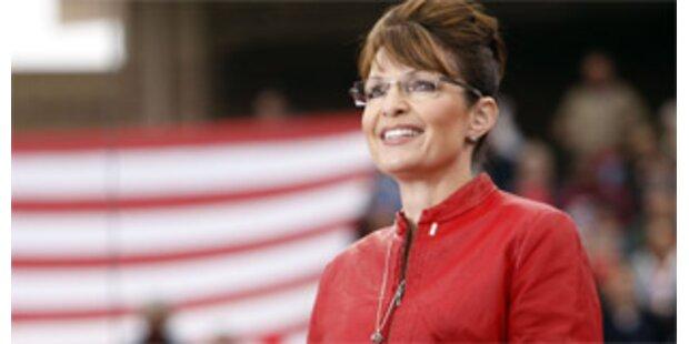 Republikaner kleideten Palin um 100.000 Dollar ein