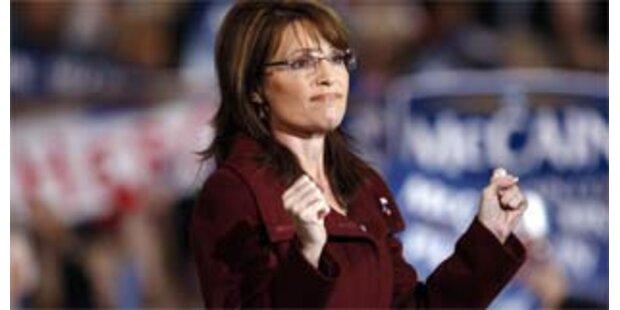 Palin missbrauchte ihr Amt doch nicht