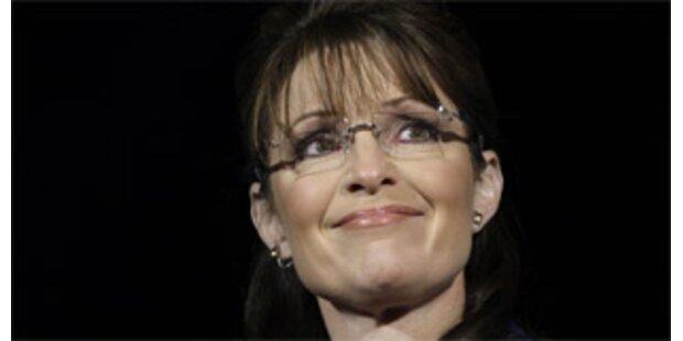 Anthrax-Atrappe ging an Sarah Palin