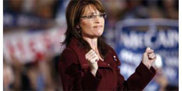 Sarah Palin soll TV-Star werden