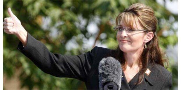 Palin ist nicht mehr Gouverneurin