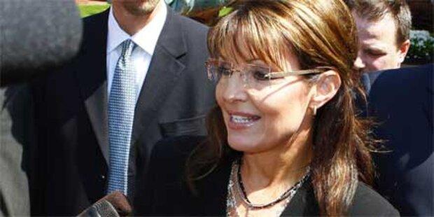 Palin wäre gern Energieministerin