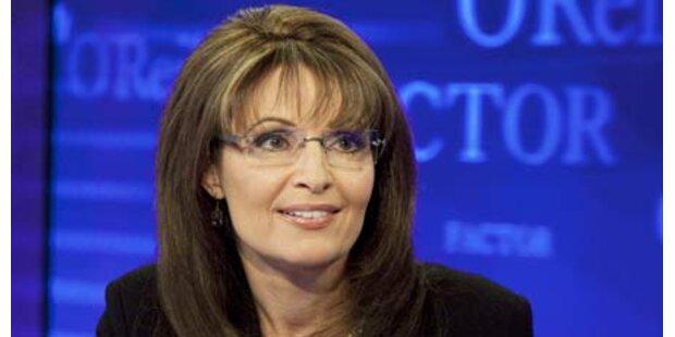 Sarah Palin mit bravem TV-Debüt